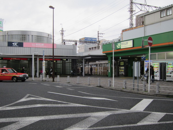 第2田中コーポの駅画像