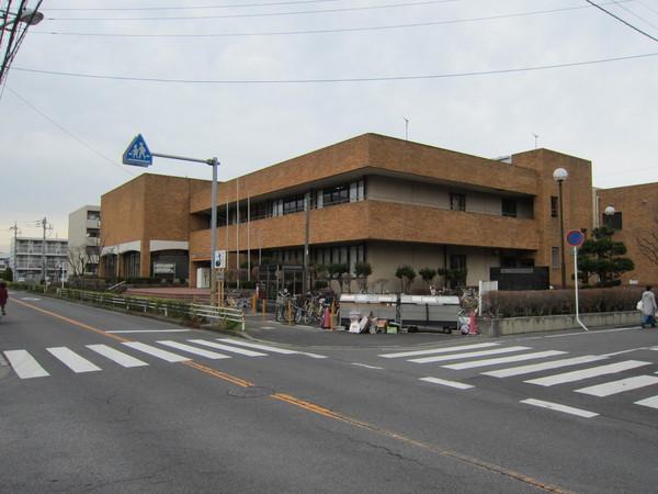 第2田中コーポの役所画像