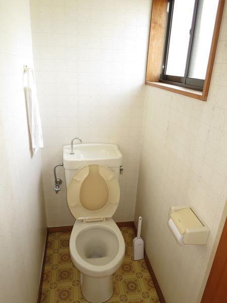 第2田中コーポのトイレ画像