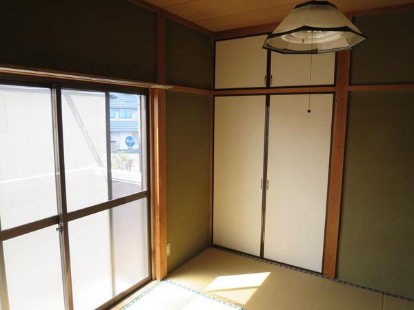 第2田中コーポの和室画像