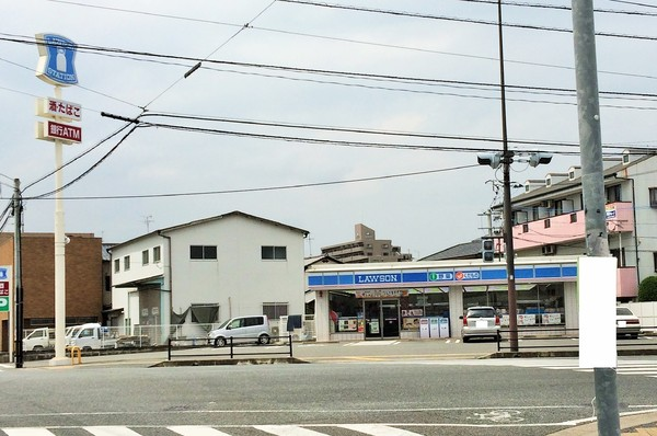 福岡市早良区田隈2丁目戸建のコンビニ画像