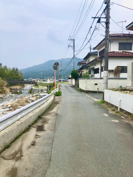 福岡市早良区大字脇山戸建の前面道路含む現地写真画像