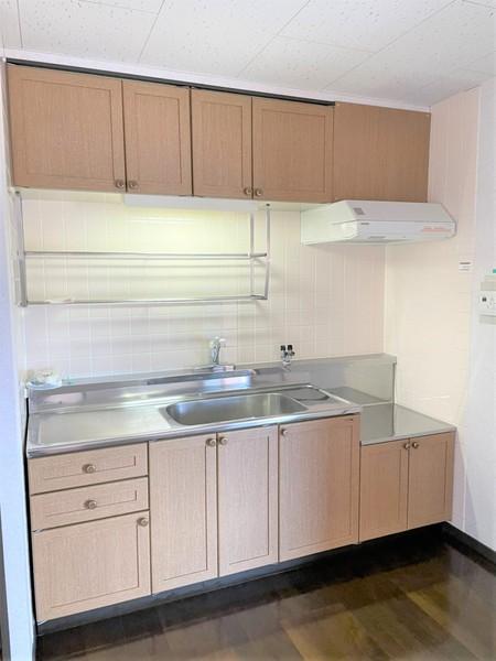 第二堤ハイツ 増築のキッチン画像