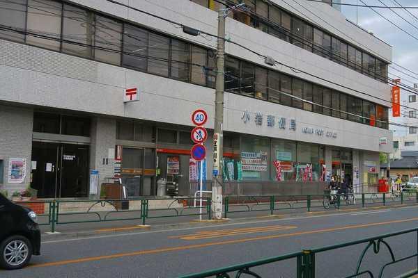 川野コーポの郵便局画像