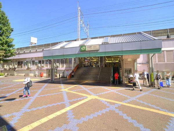 川野コーポの駅画像