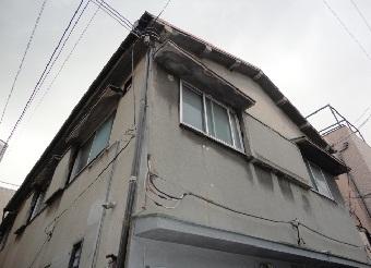大阪市港区市岡3丁目のタウンハウスの間取り画像