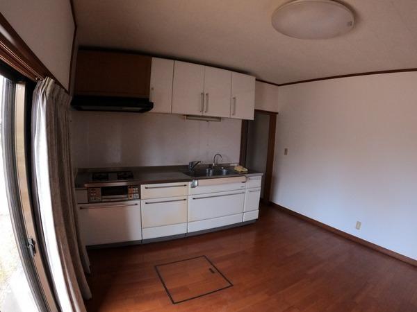 成田市 十余三のキッチン画像