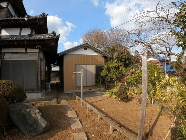 成田市 十余三の庭画像