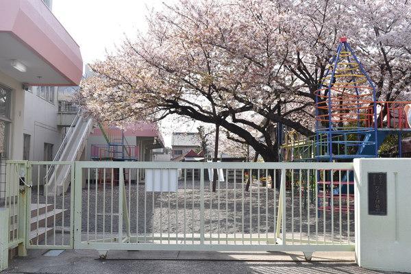 浜松市中区野口町の土地の幼稚園・保育園画像