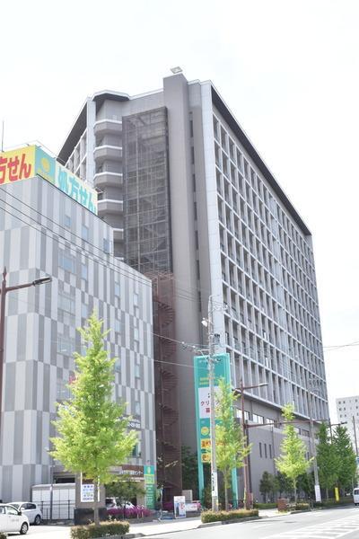浜松市中区野口町の土地の病院画像