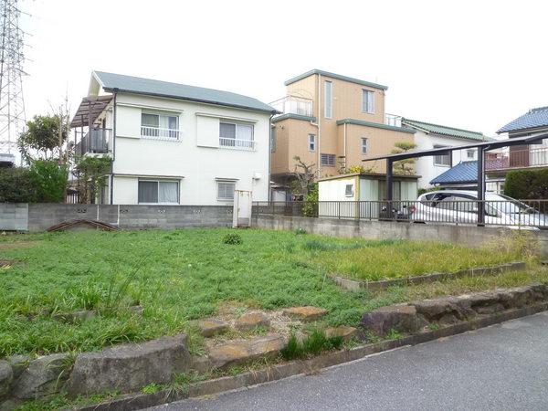 加古川市平岡町土山 売土地の写真