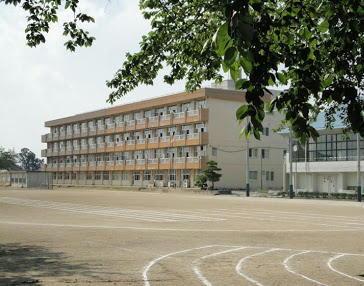 土浦市宍塚の土地の中学校画像