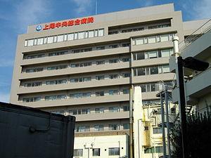レオパレス上尾第7の病院画像