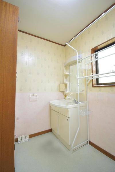 上戸建の洗面台・洗面所画像