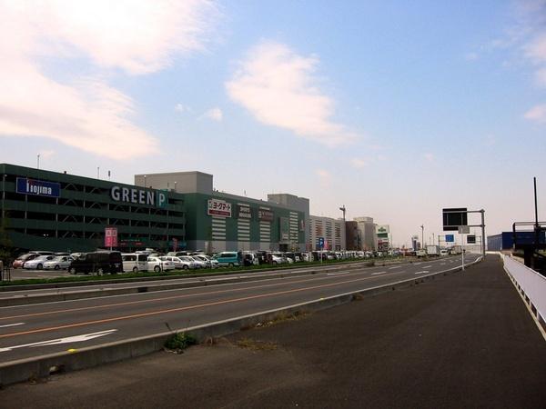 菖蒲町新堀戸建のショッピング施設画像
