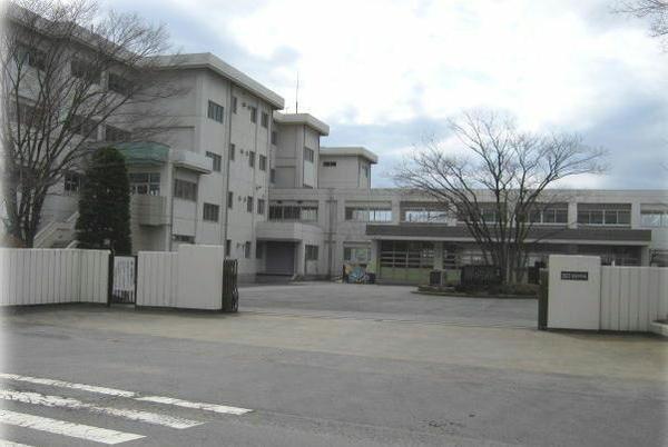 菖蒲町新堀戸建の中学校画像