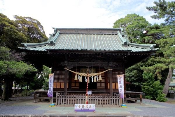 菖蒲町新堀戸建のレジャー・観光画像