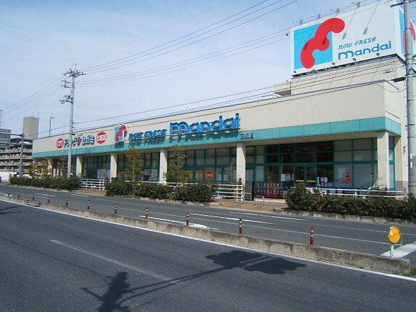ハイツ内田のスーパー画像