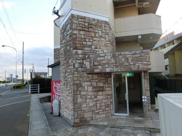 ハイツ内田のエントランス画像