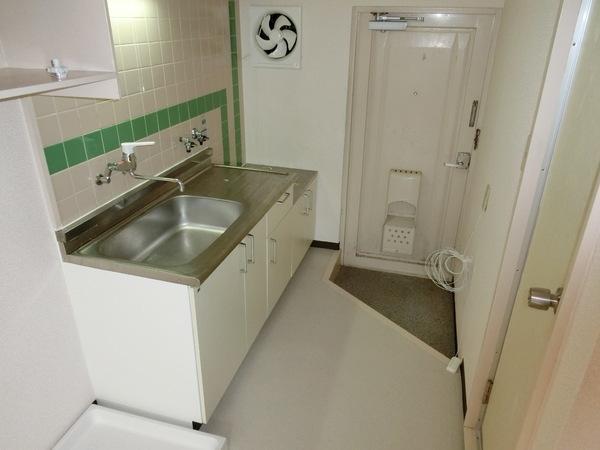 ハイツ内田のキッチン画像