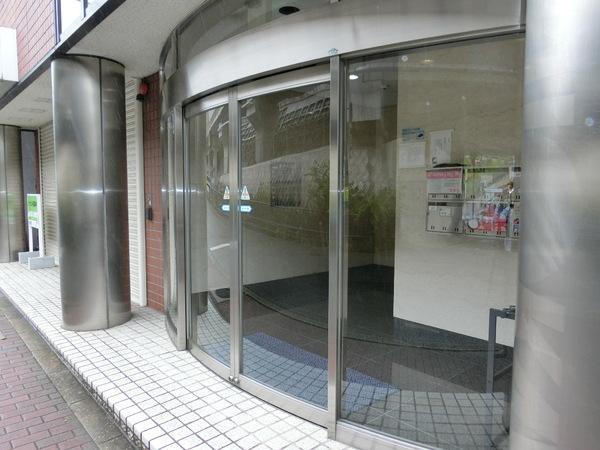 田中ビルのエントランス画像