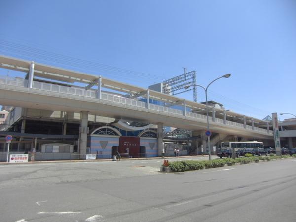 本城ビル 1階の駅画像