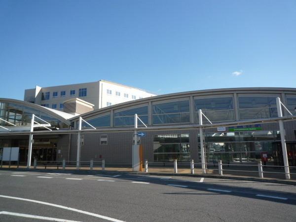 生駒市あすか野北2丁目の中古一戸建の駅画像