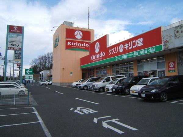 生駒市あすか野北2丁目の中古一戸建のドラッグストア画像