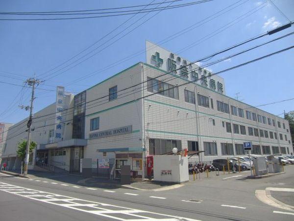 生駒市喜里が丘2丁目の中古一戸建の病院画像