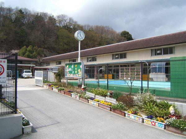 生駒市喜里が丘2丁目の中古一戸建の幼稚園・保育園画像