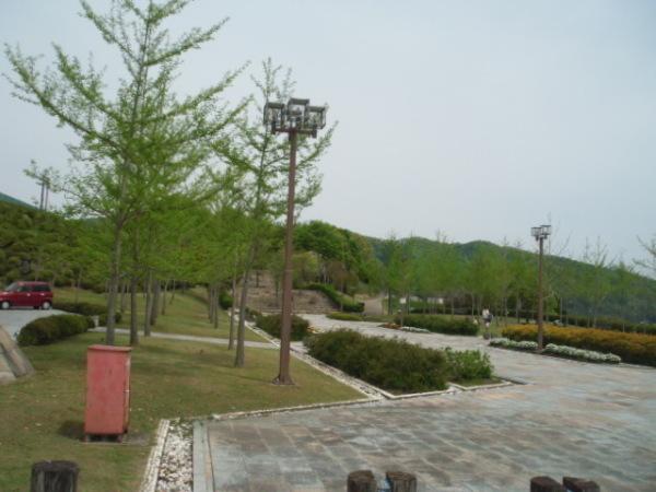 生駒郡平群町北信貴ヶ丘 売土地の公園画像