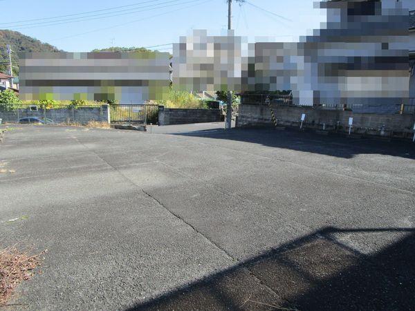 生駒郡平群町北信貴ヶ丘 売土地の現地土地写真画像