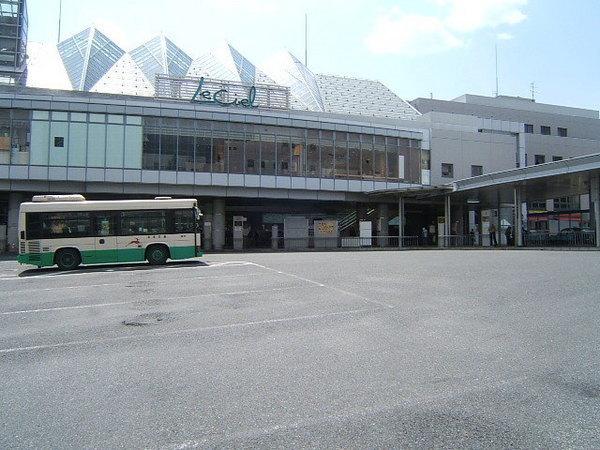 奈良市学園南2丁目 売土地の駅画像
