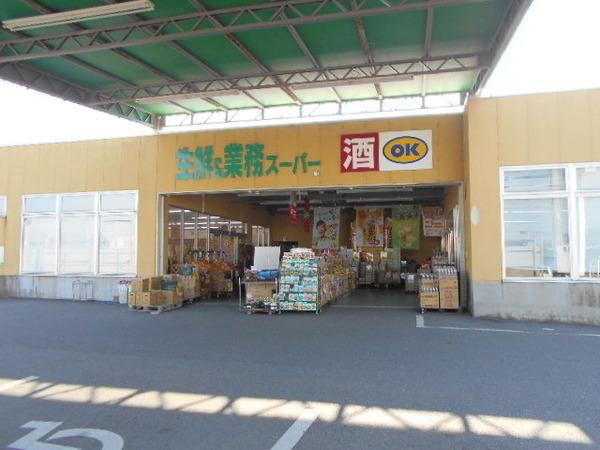 奈良市法華寺町 売土地のスーパー画像