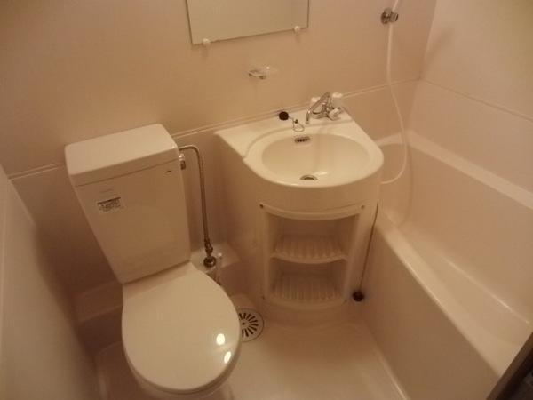 マンション麗の洗面台・洗面所画像