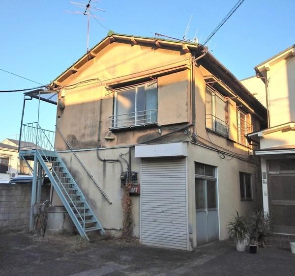 尾本荘 アパート