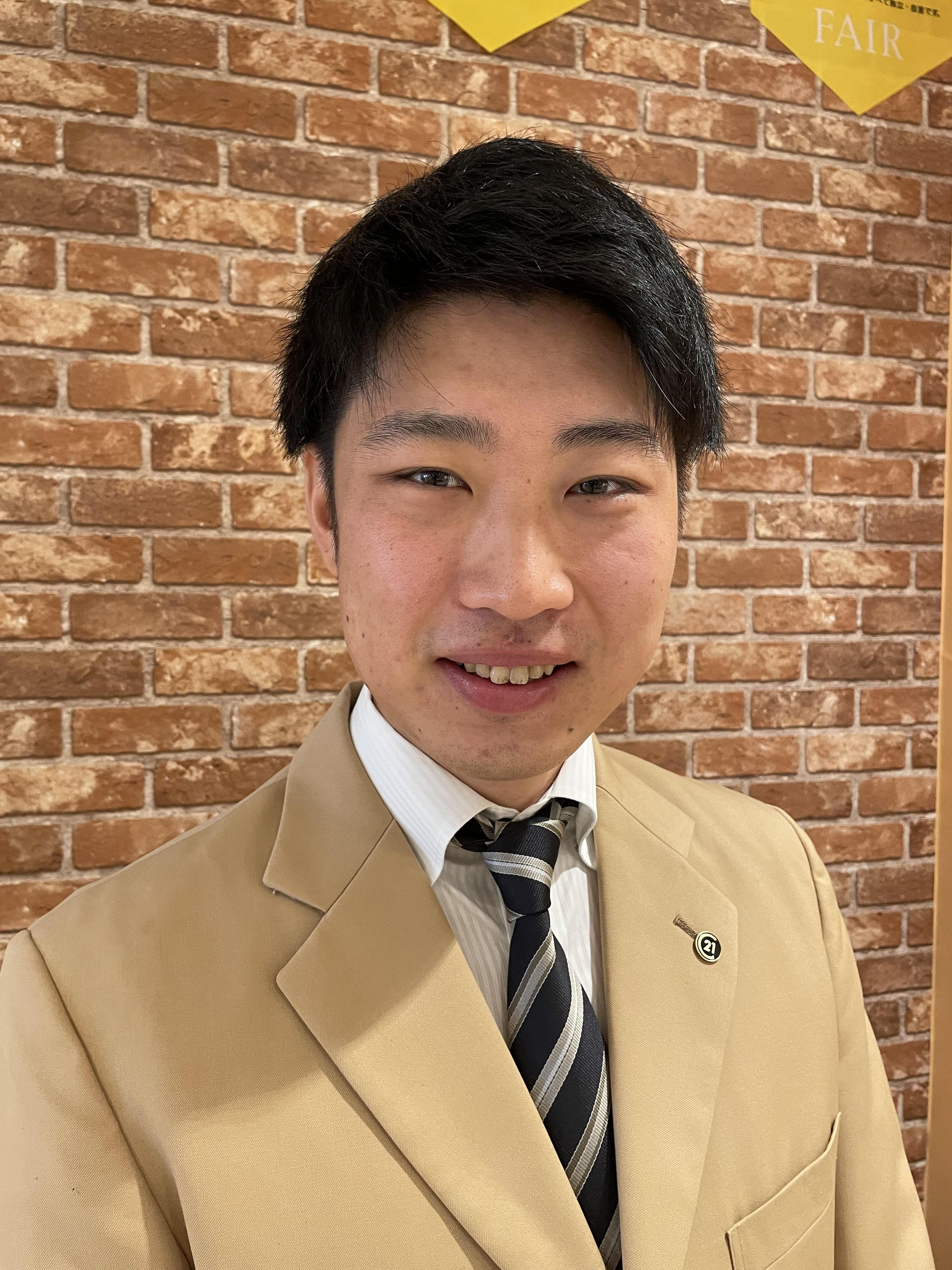 センチュリー21関西不動産情報センター林田 陽介の写真