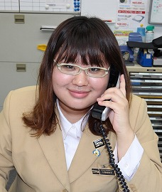 センチュリー21マルヤホーム小原梨紗子の写真